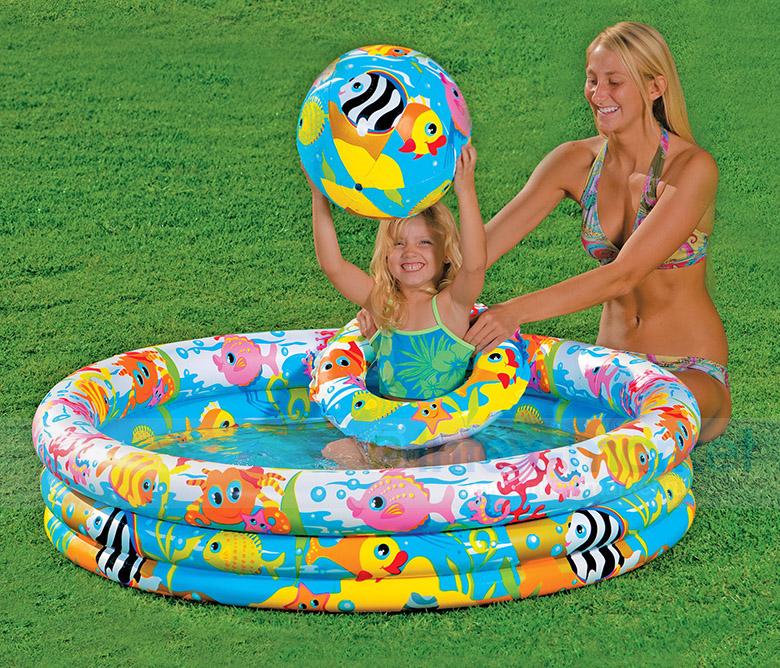bể bơi cho trẻ em