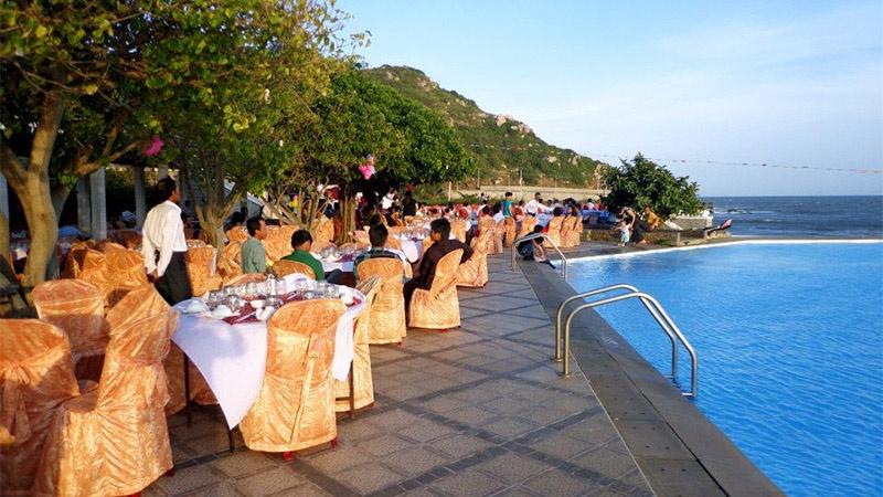khuyen mai long hai beach resort tieu chuan 4 sao gia re