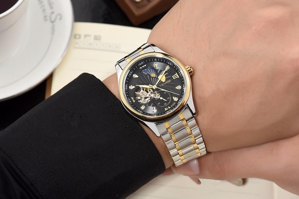 Đồng hồ tự động cao cấp Tevise 8122A 3