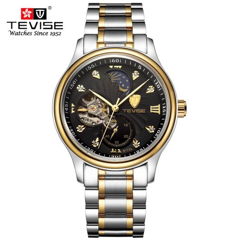 Đồng hồ tự động cao cấp Tevise 8122A 1