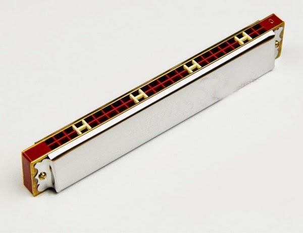 Kèn harmonica tremolo suzuki study 24 1