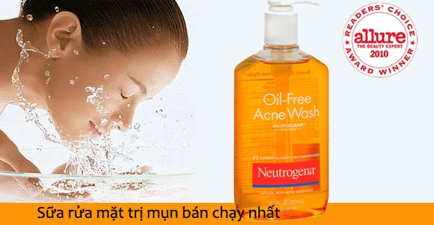 Image result for oil free acne wash neutrogena 177ml