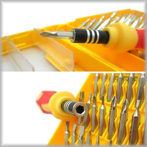 Bộ tua vít đa năng 32 món Jackly JK-6066B