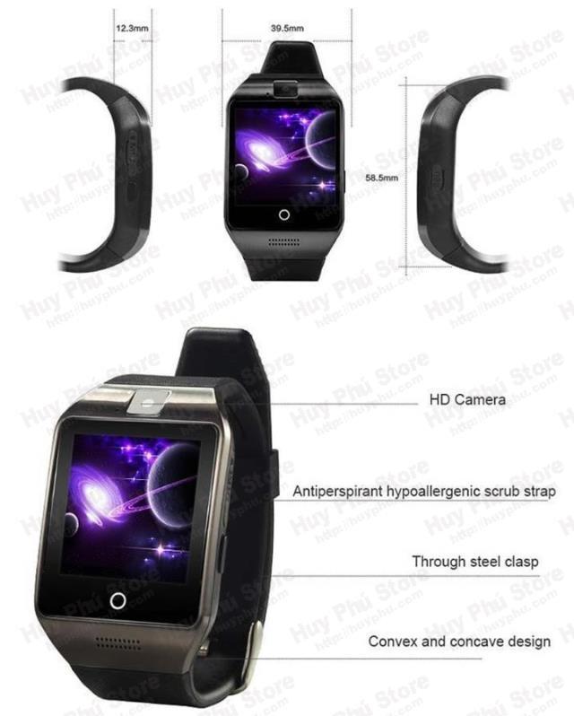 Đồng hồ thông minh Q18