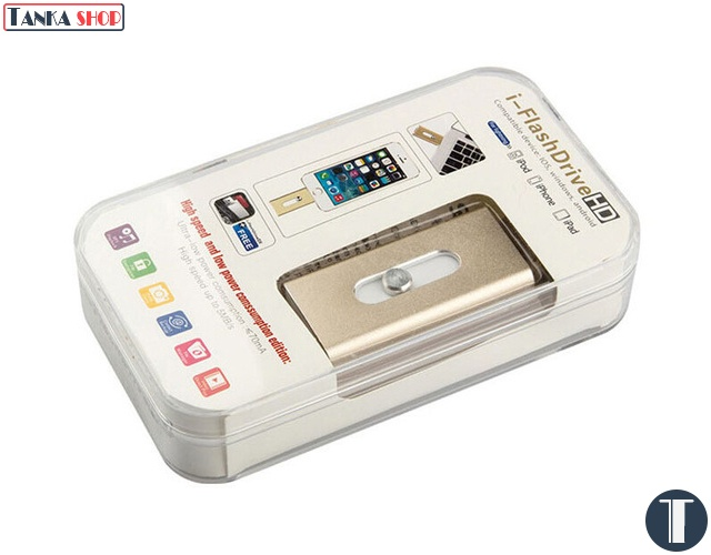 USB i-Flash Drive HD