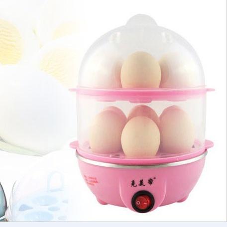 Nồi luộc trứng và hấp thức ăn siêu tốc 2