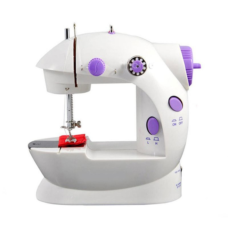 Máy may mini Sewing Machine SM 202A MD L 4