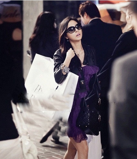 Kính mắt thời trang cao cấp Dior Lady 02