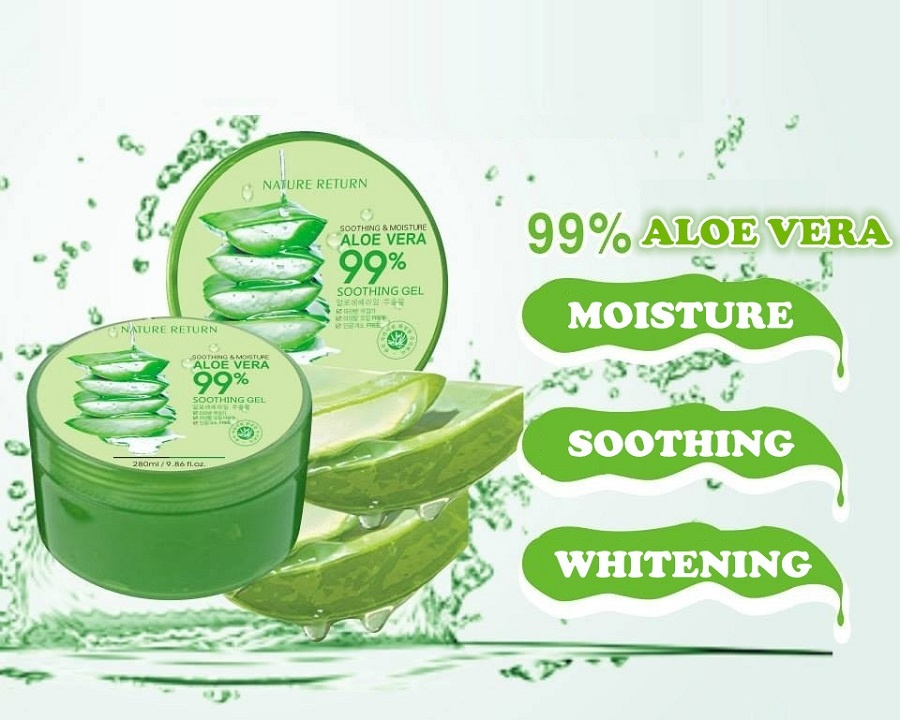 Image result for nature republic aloe vera 92% thefaceshop