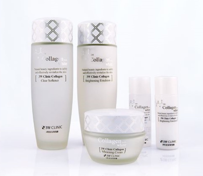 Image result for 3w clinic collagen whitening essence