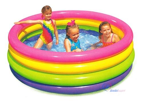 Bể bơi phao mini Intex cho bé 56441