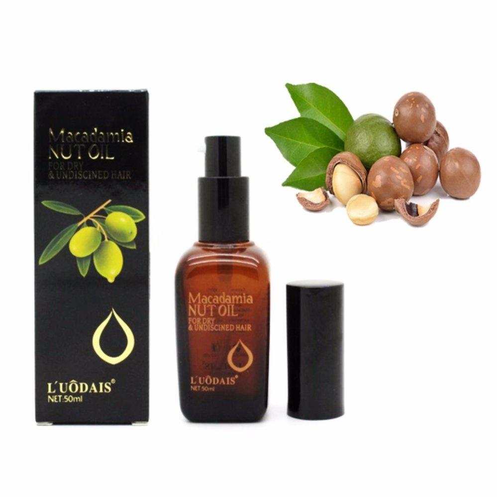 Tinh dầu maca dưỡng tóc mềm mượt - Ngăn rụng tóc