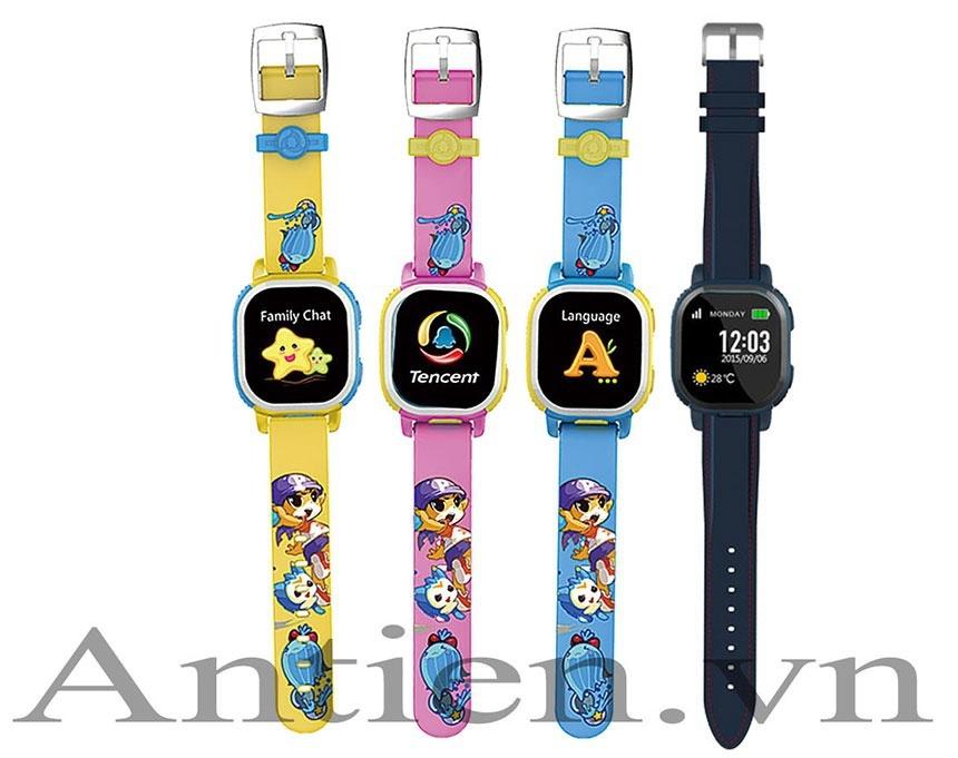 Đồng hồ định vị GPS QQ Watch PQ708 cho trẻ em 5