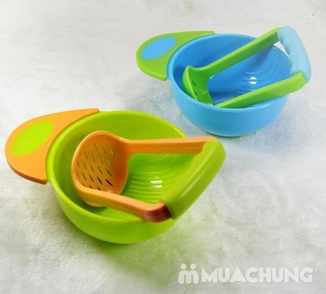Bát nghiền đồ ăn tiện dụng, đa năng cho bé - 2