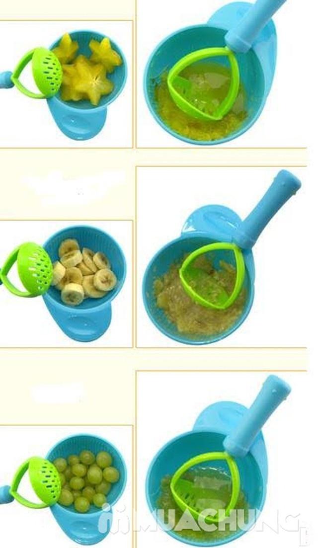 Bát nghiền đồ ăn tiện dụng, đa năng cho bé - 5