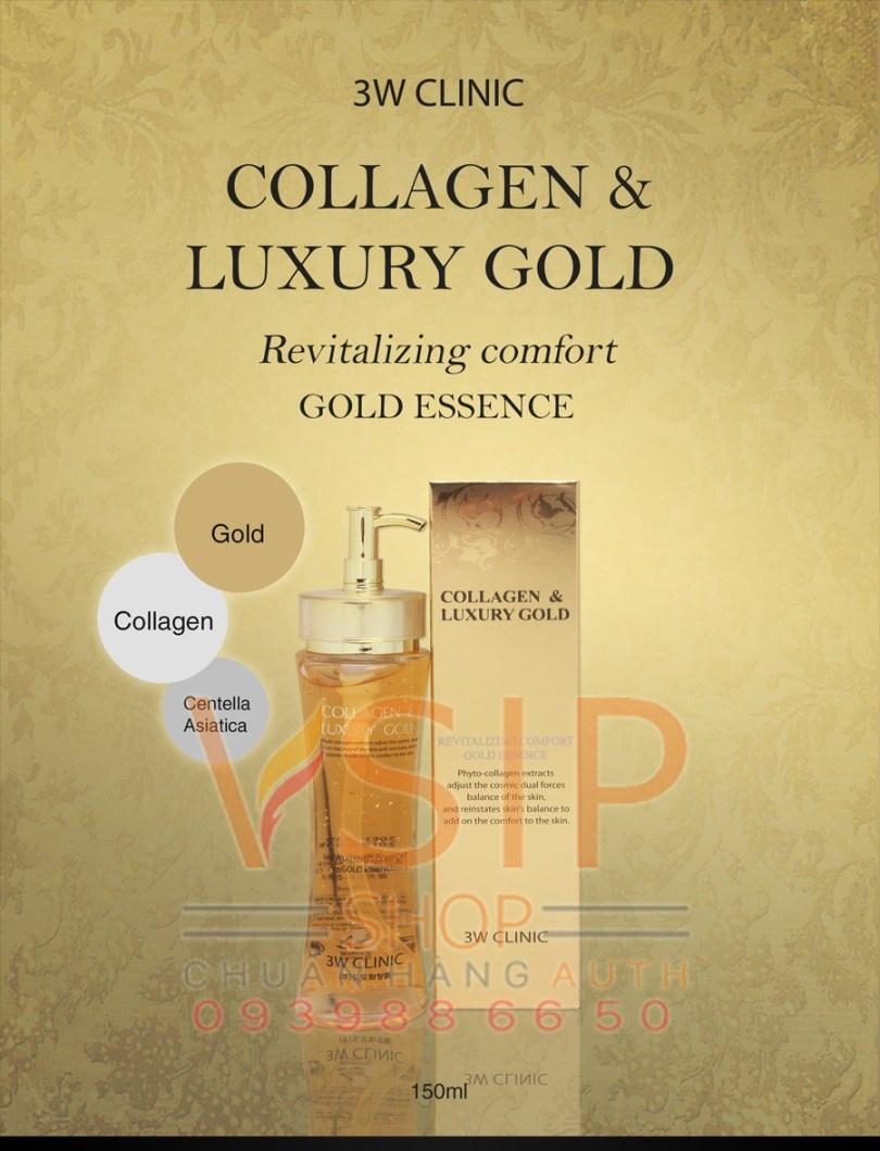 COLLAGEN LUXURY GOLD