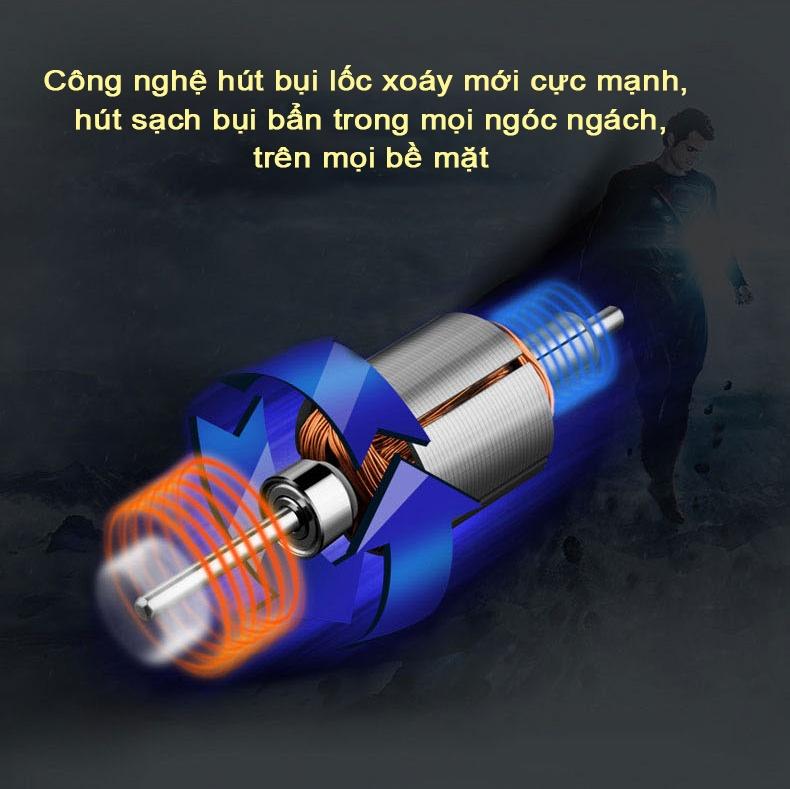 may hut bui da chuc nang