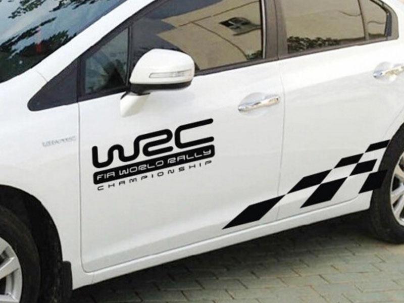 Tem dán the thao W2C