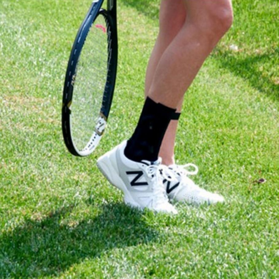 Giúp phần cổ chân, mắt cá chân tránh khỏi những chấn thương trong lúc hoạt động thể dục thể thao....