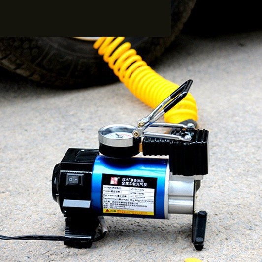 Bơm Lốp ô tô Jumu J-6808 2