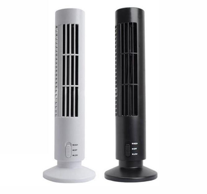 quạt điều hòa cây mini hình tháp usb tower fan