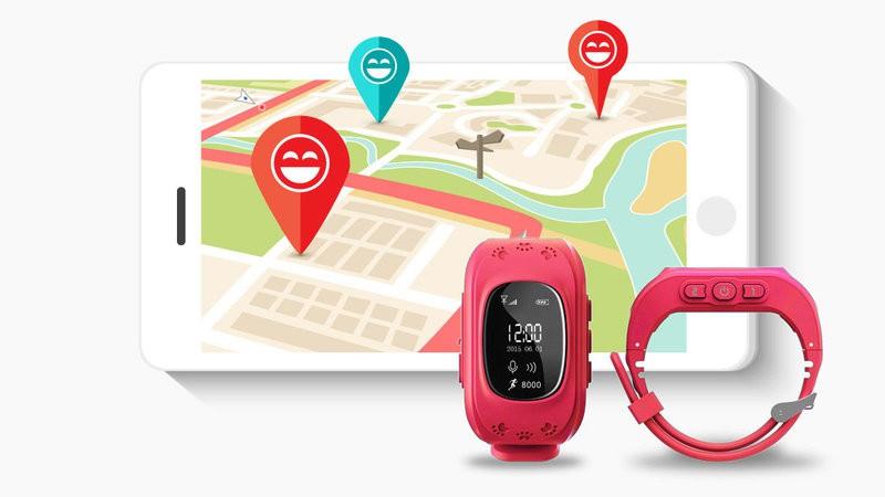 Đồng hồ định vị GPS cao cấp 2