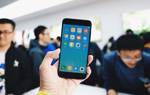 Xiaomi Mi6 chính hãng xách tay