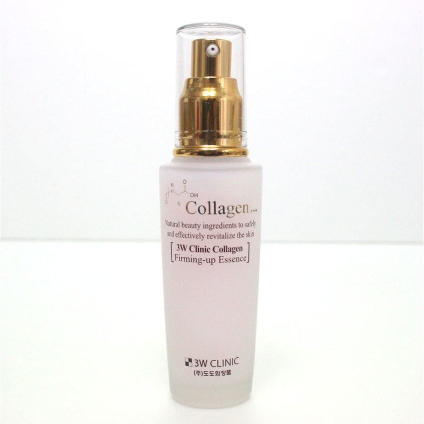 Image result for kem dưỡng 3w clinic collagen firming-up essence 50ml