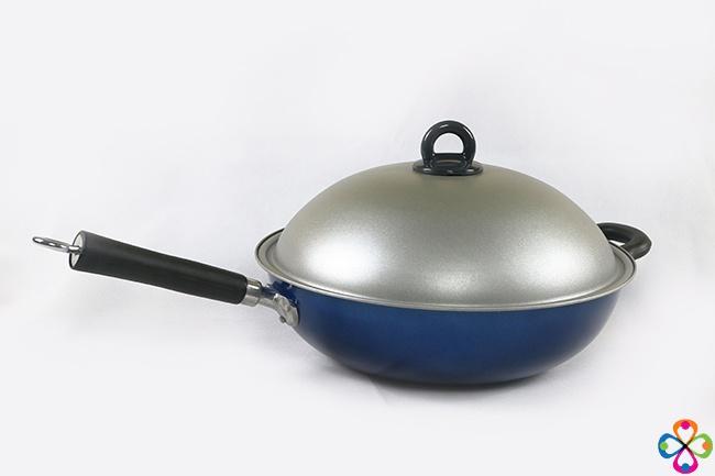 Chảo chống dính Tonbo HC-340 sâu lòng có nắp 5