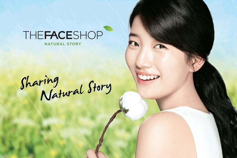 Kết quả hình ảnh cho The Face Shop
