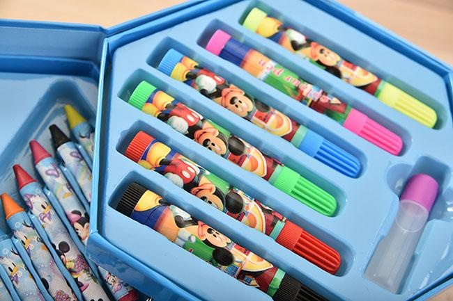 bút chì màu 4 tầng-2