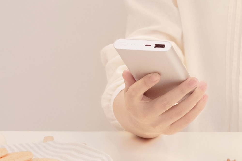 Pin sạc dự phòng 10000mAh Xiaomi power 2