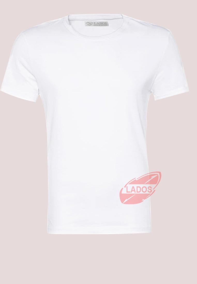 Bộ 3 áo thun body nam LADOS-33 ( Đen,Trắng,Xám)