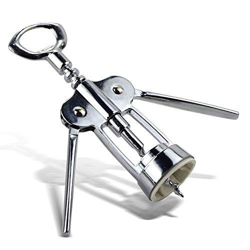 Dụng cụ mở rượu vang kim loại 8091