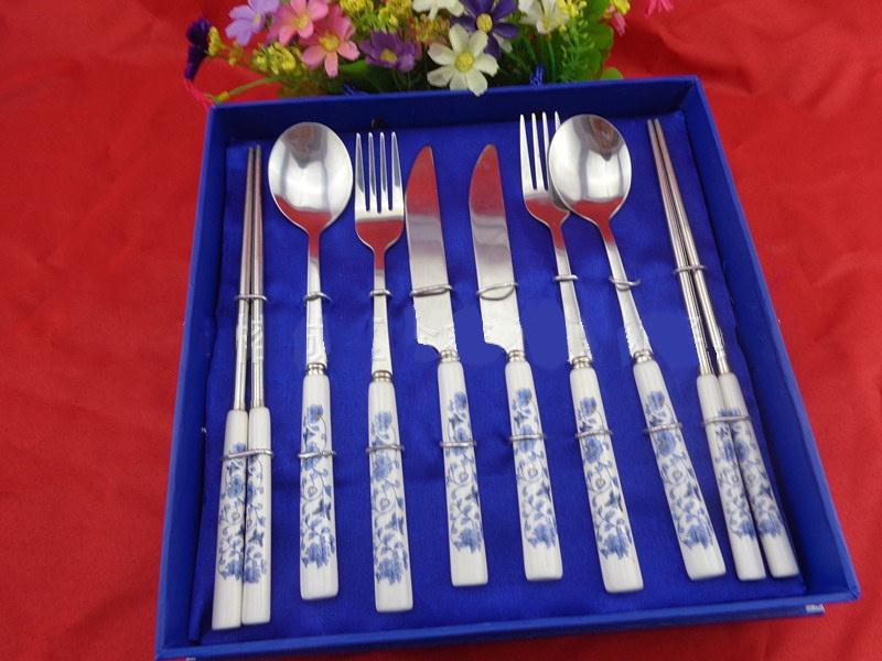 bộ dao dĩa bàn ăn
