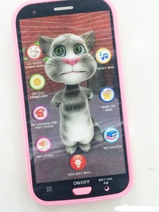 Kết quả hình ảnh cho điện thoại iphone 7 đồ choi cho bé