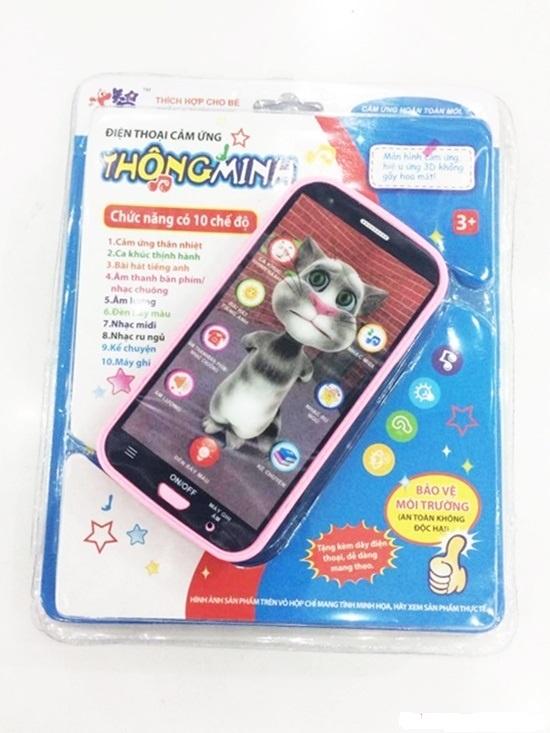 Điện thoại đồ chơi cảm ứng