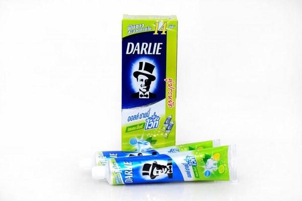 Kem đánh răng Darlie chanh bạc hà