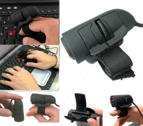 Chuột quang 3D đeo ngón tay