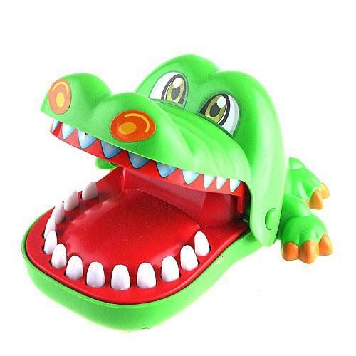 Đồ chơi khám răng cá sấu - Vui nhộn, hồi hộp 4
