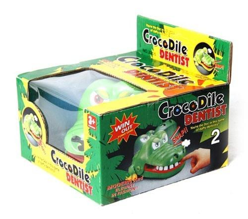 Đồ chơi khám răng cá sấu - Vui nhộn, hồi hộp 1