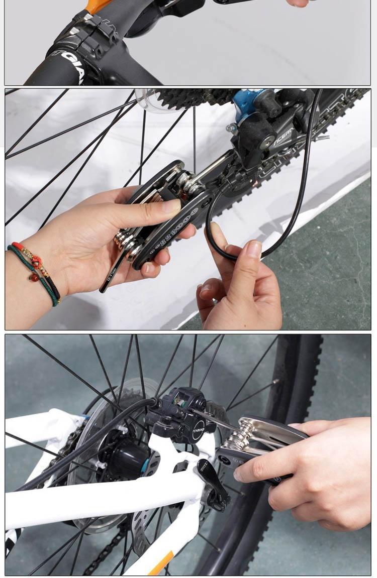 Dụng cụ sửa xe đạp đa năng 16 in 1