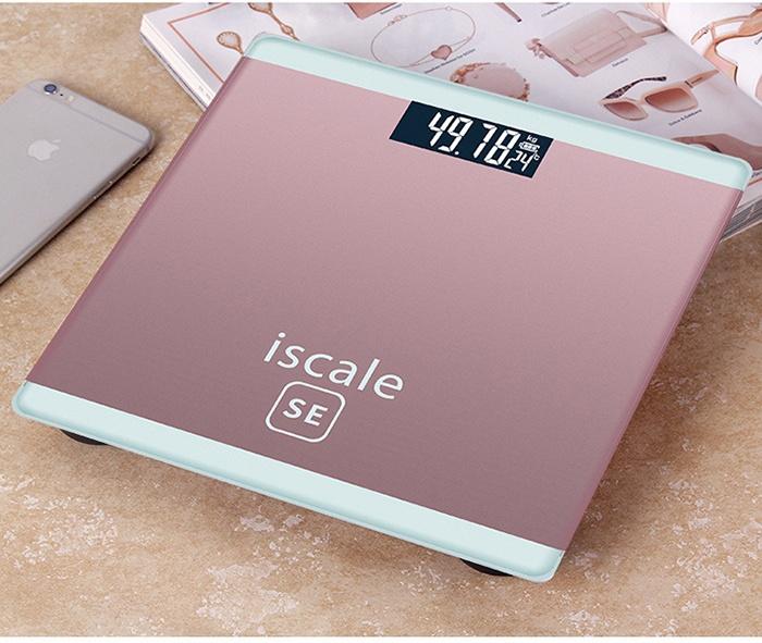 bán buôn cân sức khỏe điện tử mini iscale se giá rẻ