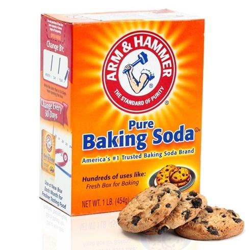 Kết quả hình ảnh cho bột baking soda