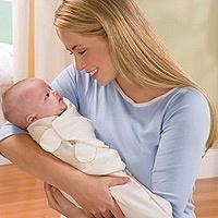 Chăn quấn ủ summer Infant 73790 cho bé sơ sinh