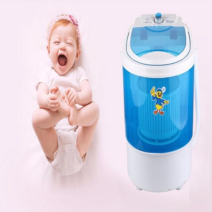 Máy giặt mini - Nhỏ gọn - Tiện lợi 3