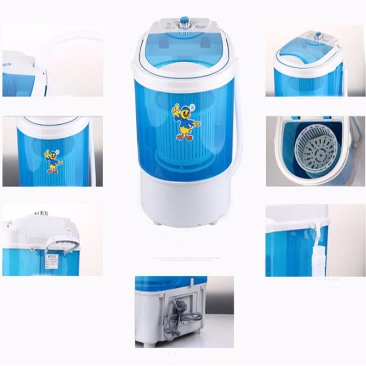 Máy giặt mini - Nhỏ gọn - Tiện lợi 5