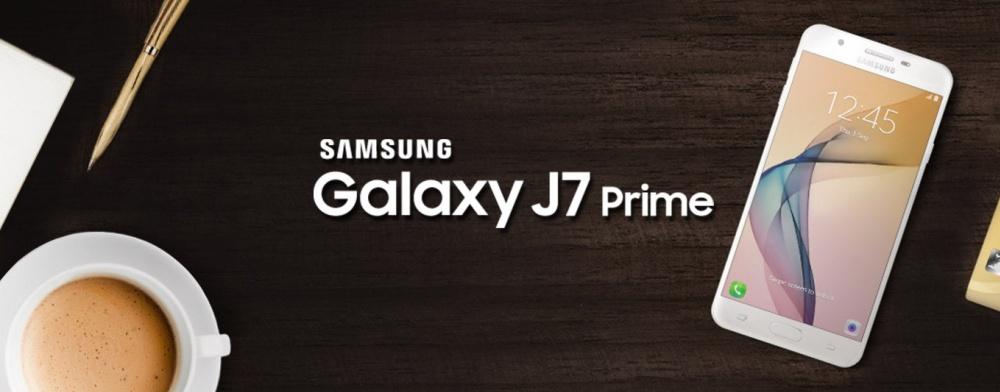 Điện thoại Samsung Galaxy J7 Prime giảm giá 10% trên Lazada