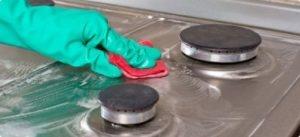 cathy shop dùng baking soda để tẩy rửa