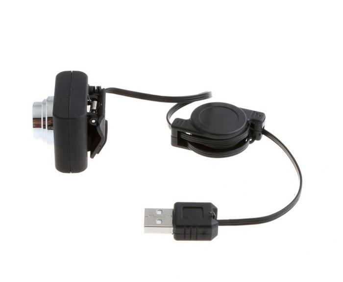 USB 2.0 50.0 m PC Camera HD Webcam cho Laptop Máy Tính Để Bàn Đen - 6